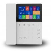 LCD monitor videotelefonu se sluchátkem VERIA 7043B bílý