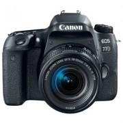 Canon Aparat Eos 77D Czarny + Obiektyw 18-55 IS STM