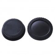 Micnova LBC-P Camera Body Cover Rear Lens Cap for Pentax DSLR and Lens - Capac obiectiv pt. Pentax