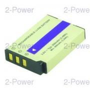 2-Power Digitalkamera Batteri Fujifilm 3.6V 950mAh (NP-48)