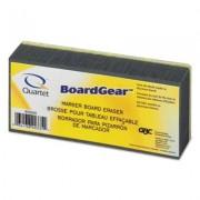 Boardgear Dry Erase Board Eraser, Foam, 5w X 2 3/4d X 1 3/8h