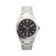 Vodotěsné ocelové moderní náramkové hodinky JVD steel J1041.2
