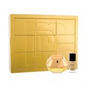 Paco Rabanne Lady Million подаръчен комплект EDP 50 ml + лак за нокти 9 ml за жени
