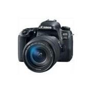 Câmera Canon EOS 77D com Lente 18-135mm