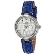 Gio Collection Analog White Dial Womens Watch - G2008-01