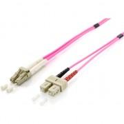 Cablu equip Fibra optica patch-uri LC / SC, 0,5M (255539)