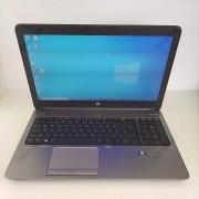 HP ProBook 650 G1 használt laptop, Intel Core i5-4300M, 8 GB RAM, dual vga