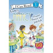 Fancy Nancy: Peanut Butter and Jellyfish, Paperback/Jane O'Connor