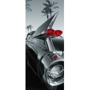 W + G Deurposter Classic Car