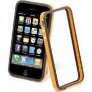 Bumper Nudo All-out iPhone 4 4S Black-Orange