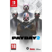 505 Games Nintendo Switch PAYDAY 2