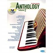 Carisch-Verlag Anthology 2 - Akkordeon Andrea Cappellari, Buch & CD