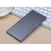 Baterie Externa Slim Power Bank 16000 mah Ultra Subtire Baterie Urgenta Cu 2 USB