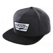 VANS Men´s Full Patch Snapback Asphalt VN000QPU1O71