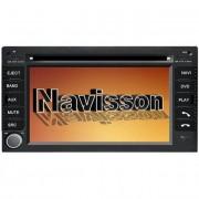 Autoradio Dvd Navisson Fiat Ducato Nv-fi005v10