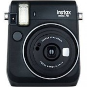 Fuji Instant Camera Instax Mini 70 Black 10 Shots