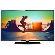 "Televizor LED Philips 109 cm (43"") 43PUS6162/12, Ultra UD 4K, Smart TV, WiFi, CI+ + Cartela SIM Orange PrePay, 6 euro credit, 4 GB internet 4G, 2,000 minute nationale si internationale fix sau SMS nationale din care 300 minute/SMS internationale mobil UE"