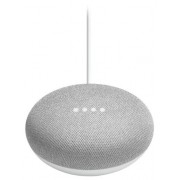 Boxa Google Home Mini, Voice control, Google Assistant, WiFi, Bluetooth (Alb)