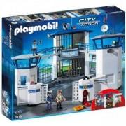 Комплект Плеймобил 6919 - Полицейско управление със затвор, Playmobil Police Prison, 2900158
