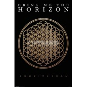 Bring Me The Horizon poszter - Sempiternal - PYRTheMIS POSTERS - PP33104