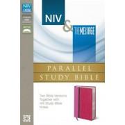 Parallel Study Bible-PR-NIV/MS, Hardcover