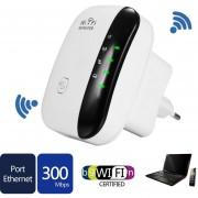 300Mbps Extensor Amplificador Wireless-N Wi-Fi De La AP Repetidor Enchufe De La UE De La Señal