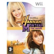 Hannah Montana The Movie, за WII U