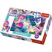 Puzzle My Little Pony - Regatul de sub apa, 60 piese
