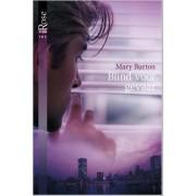 Harlequin Blind voor gevaar - Mary Burton - ebook