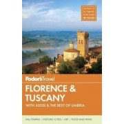 Fodor's Florence & Tuscany: With Assisi and the Best of Umbria, Paperback
