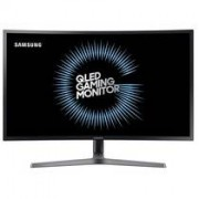 """Samsung C32HG70QQU - CHG7 Series - QLED-beeldscherm - gebogen - 32"""" (LC32HG70QQUXEN)"""