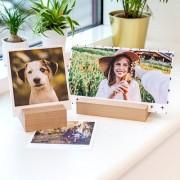 smartphoto Bilder med Trähållare Panorama