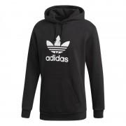 Adidas Trefoil Hoodie Svart Herr