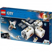 Lego City 60227 Lunar rymd station