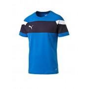 Puma Kinder Fußballshirt Spirit 2 blau 176