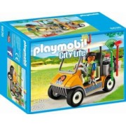 MASINA INGRIJITORULUI DE LA ZOO Playmobil