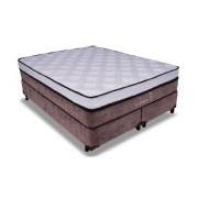Colchão Probel Molas Prolastic Solene Double System - Colchão King Size - 1,93x2,03x0,36 - Sem Cama Box