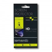 Folie protectie Lemontti Clear Total Cover (1 fata, flexibil) pentru Samsung Galaxy S6 Edge G925