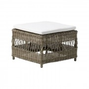 Sika-Design Anna footstool m/dyna Antique, Sika-design