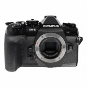 Olympus OM-D E-M1 Mark II negro - Reacondicionado: muy bueno 30 meses de garantía Envío gratuito