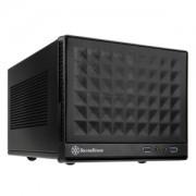 Carcasa Silverstone Sugo SG13B USB 3.0 Black, SST-SG13B