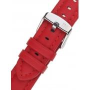 Curea de ceas Morellato A01X3823A58083CR18 rotes Uhren18mm