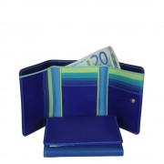 Mywalit Unisex Medium Tri-Fold Wallet seascape Dames portemonnee