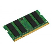 Kingston - DDR2 - 1 Go - SO DIMM 200 broches - 667 MHz / PC2-5300 - CL5 - 1.8 V - mémoire sans tampon - non ECC - pour Apple iMac; MacBook; MacBook Pro