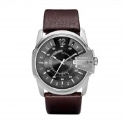 Часовник DIESEL - Master Chief DZ1206 Dark Brown/Silver/Steel