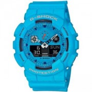 Мъжки часовник Casio G-shock ROCK MUSIC SERIES GA-100RS-2A