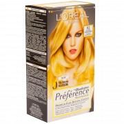 Vopsea de par L'Oreal Preference blond auriu 02 Ultralightening
