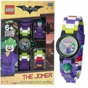 Zegarek z wbudowana minifigurka The Lego® Batman Movie, Joker™