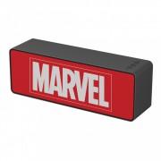 Marvel Bluetooth hangszóró - Marvel 001 micro SD olvasóval, AUX bemenettel, kihangosító funkcióval 10W