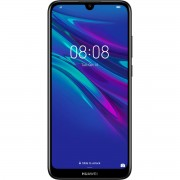 "Telefon mobil Huawei Y6 (2019) Dual Sim, Midnight Black LTE, 6.09"", 32GB"